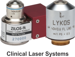 Clinical Laser Brochures