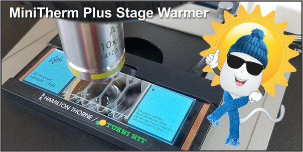 MiniTherm Plus Stage Warmer